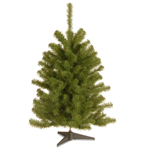 3' Eastern Spruce Artificial Christmas Tree – Unlit - IMAGE 1