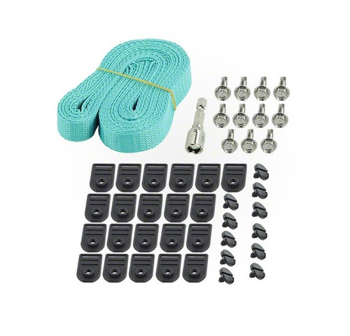 60-Inch HydroTools Universal Strap Kit for Solar Blanket Reel Systems - IMAGE 1