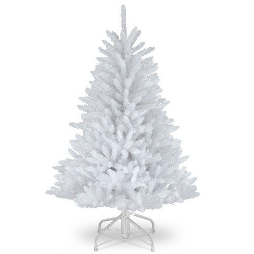 4.5' Dunhill White Fir Artificial Christmas Tree –Unlit - IMAGE 1