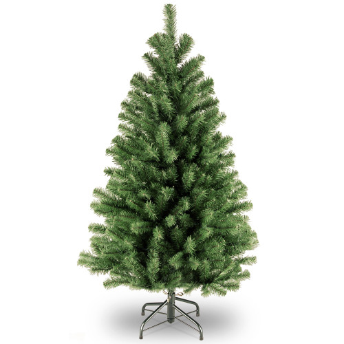 4' North Valley Spruce Artificial Christmas Tree - Unlit - IMAGE 1
