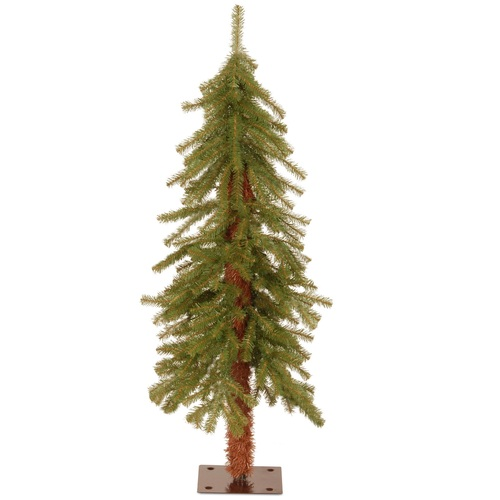 3' Hickory Cedar Artificial Christmas Tree - Unlit - IMAGE 1