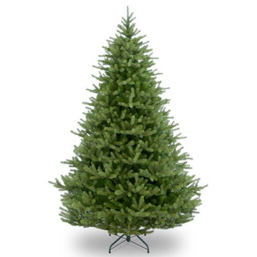 6.5' Norway Fir Artificial Christmas Tree - IMAGE 1