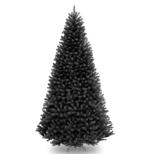 9' North Valley Black Spruce Artificial Christmas Tree – Unlit - IMAGE 1