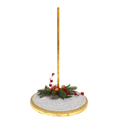 """Mark Roberts Snow Base Stand – Extra Large 18"""" #52-82146 - IMAGE 1"""