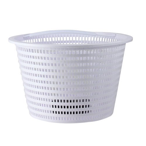 """8-1/8"""" Heavy Weighted Swimming Pool Skimmer Basket - IMAGE 1"""