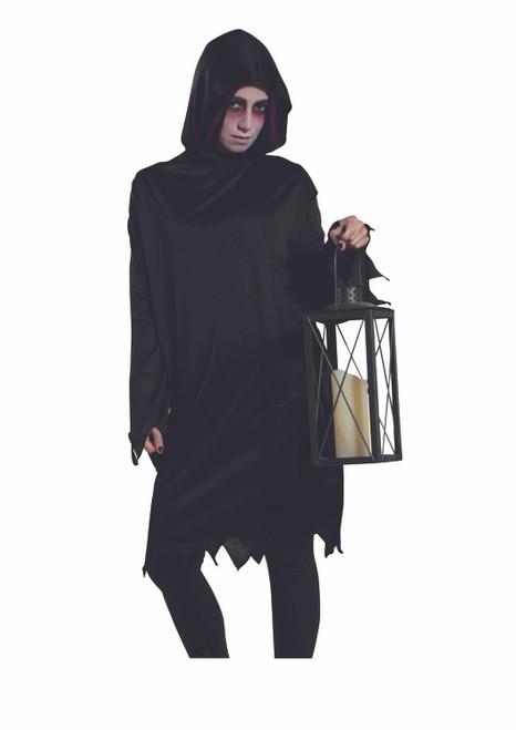 RIP Grim Reaper Mask Costume Accessory Adult Halloween