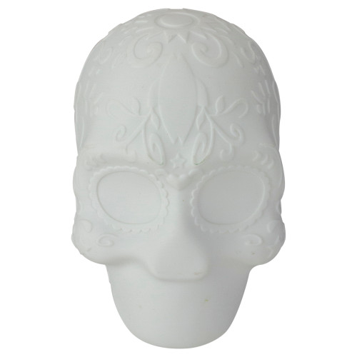 """4.5"""" Make Your Own Day of the Dead Sugar Skull Crafting Kit - IMAGE 1"""