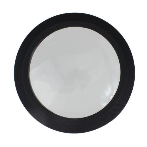 """3.5"""" Round Raised Magnifier with 3 LED Lights - IMAGE 1"""