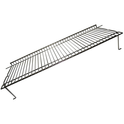 """26.25"""" Chrome Steel Wire Warming Rack for Charbroil Gas Grills - IMAGE 1"""