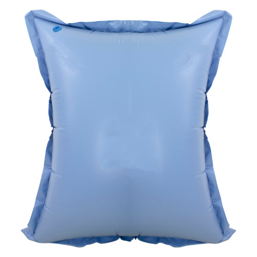 5' Blue Inflatable Above Ground Pool Winterizing Pillow - IMAGE 1