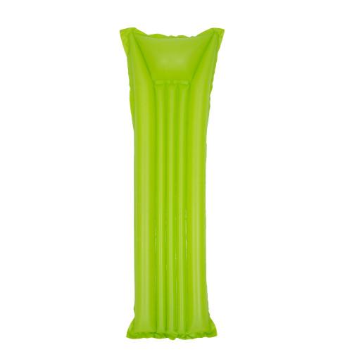 "72"" Green Inflatable Air Mattress Swimming Pool Raft Float - IMAGE 1"
