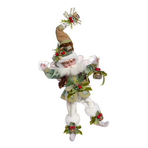 Mark Roberts Winter Wonderland Fairy, Small 10-Inches - IMAGE 1