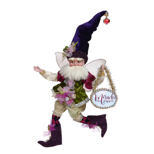 Mark Roberts Christmas Fairy of Miracles, Small 10-Inches - IMAGE 1