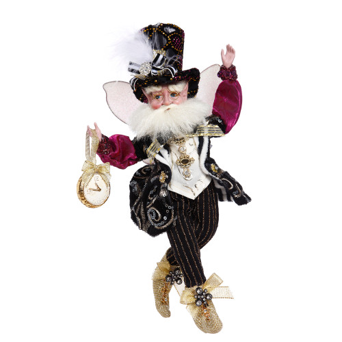 Mark Roberts Happy New Year Fairy, Small 7-Inches - IMAGE 1