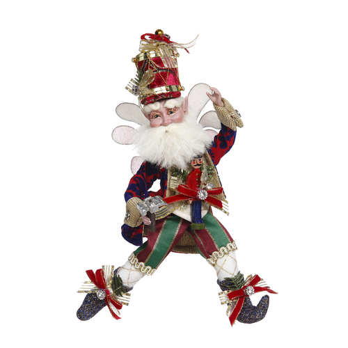 Mark Roberts Toy Maker Christmas Fairy, Small 11.5-Inches - IMAGE 1