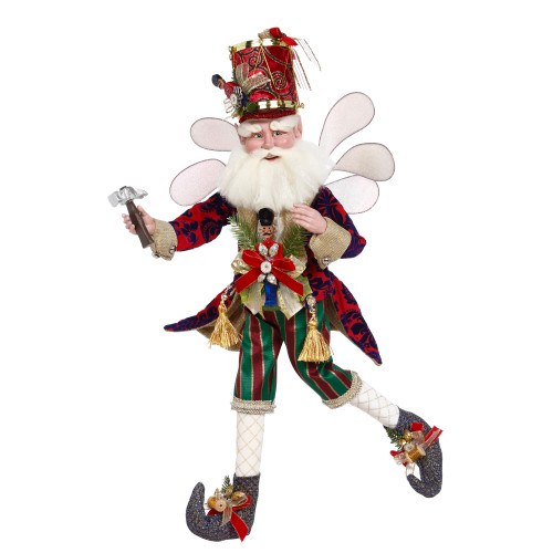 Mark Roberts Toy Maker Christmas Fairy, Large 22.5-Inches - IMAGE 1