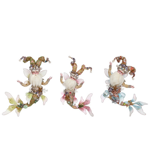 Mark Roberts Neptune Christmas Fairy, Small 11.5-Inches - IMAGE 1