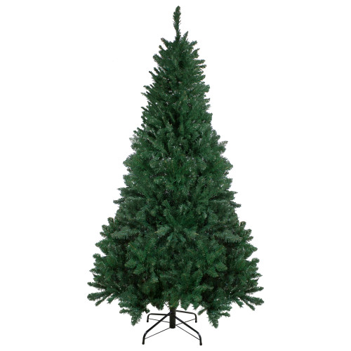 7.5' Madison Pine Artificial Christmas Tree - Unlit - IMAGE 1