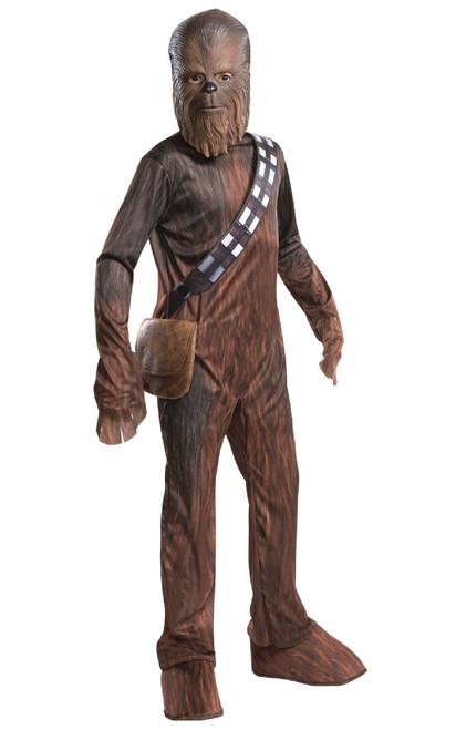 Chewbacca Star Wars Boy's Halloween Costume - Large - IMAGE 1