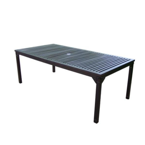 Rochester 80 x 40 Dining Table - IMAGE 1