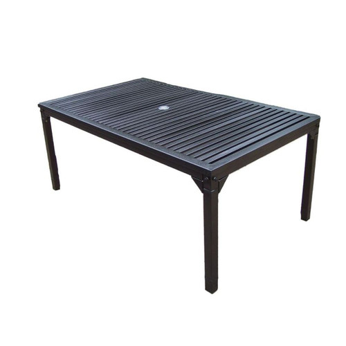 Rochester 67 x 40 Dining Table - IMAGE 1