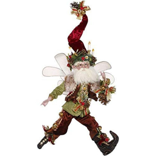 """Mark Roberts Collectible Pinecone Christmas Fairy - Large 21"""" #51-97268 - IMAGE 1"""