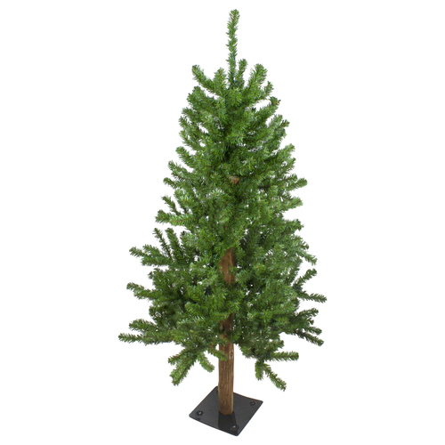 4ft Alpine Artificial Christmas Tree, Unlit - IMAGE 1