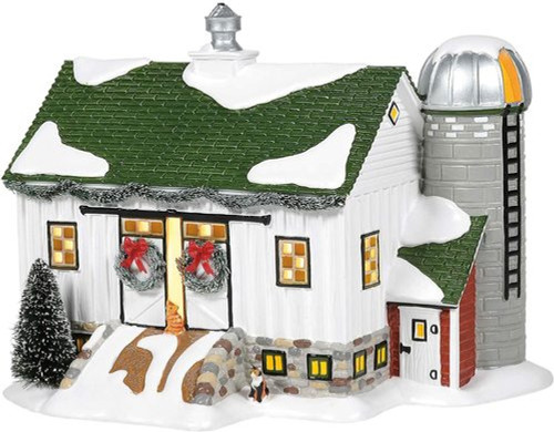 Department 56 Crooked Creek Farm Lighted Building #6006978 - IMAGE 1