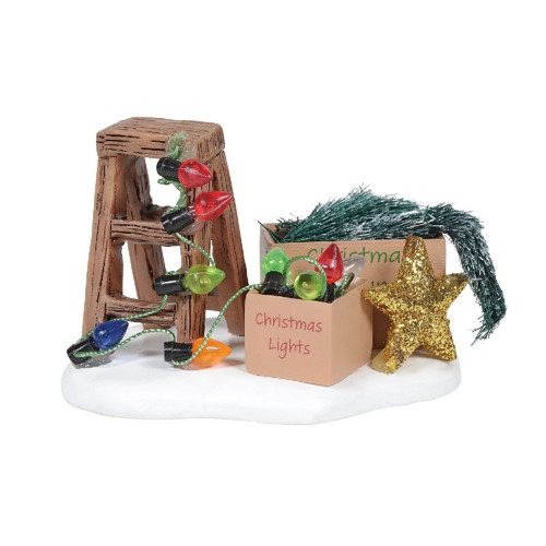Department 56 Ready to Decorate Village Accessory #6005507 - IMAGE 1