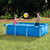 8.5ft x 25in Rectangular Frame Above Ground Swimming Pool with Filter Pump - IMAGE 2
