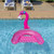 """60"""" Inflatable Flamingo wimming Pool Sling Chair Pool Float - IMAGE 2"""