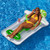 Inflatable Green and White Novelty Margarita Swimming Pool Floating Raft, 10-inch - IMAGE 2