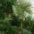 Pre-Lit Mixed Cashmere Pine Artificial Christmas Wreath - 24-Inch, Multi Lights - IMAGE 2