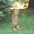"""Northlight 14.5"""" Inspirational Sitting Angel with Cross Outdoor Garden Statue - Brown - IMAGE 3"""
