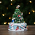 "6"" Rotating Penguin on Tree Musical Christmas Decoration - IMAGE 2"