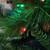 7' Pre-Lit Slim Mount Beacon Pine Artificial Christmas Tree - Multicolor LED Lights - IMAGE 4