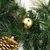 """6' x 10"""" Red and Gold Ball Ornaments with Bows Artificial Christmas Garland - Unlit - IMAGE 2"""