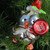 """4"""" Red and White Tootsie Roll Pop Original Candy-Filled Lollipop Mr. Owl Glass Christmas Ornament - IMAGE 4"""