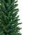 6' Pre-Lit LED Pencil Northern Balsam Fir Artificial Christmas Tree - Multi Lights - IMAGE 2