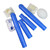 """22.5"""" White and Blue Water Sports Volleyball Swimming Pool Game - IMAGE 2"""