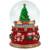 "6"" Musical Christmas Tree and Train Animated Water Globe - IMAGE 3"