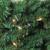 Green Deluxe Windsor Pine Artificial Christmas Wreath - 72-Inch, Clear Lights - IMAGE 2