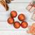 "60ct Burnt Orange Shatterproof Matte Christmas Ball Ornaments 2.5"" (60mm) - IMAGE 2"