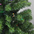 3' Pre-Lit Full Canadian Pine Artificial Christmas Tree - Multicolor LED Lights - IMAGE 2