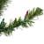 "24"" Pre-Lit Canadian Pine Artificial Christmas Wreath - Multi Lights - IMAGE 2"