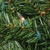 """50' x 10"""" Pre-Lit Canadian Pine Commercial Artificial Christmas Garland - Clear Lights - IMAGE 2"""