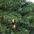 "42"" Pre-Lit Canadian Pine Artificial Christmas Teardrop Door Swag - Clear Lights - IMAGE 2"