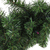 "9' x 10"" Pre-Lit LED Canadian Pine Artificial Christmas Garland - Multi Lights - IMAGE 2"