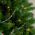 """9' x 0.5"""" Silver Shiny and Matte Shatterproof Beaded Artificial Christmas Garland - Unlit - IMAGE 2"""