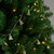 9' Northlight Shiny Gold Bell Beaded Artificial Christmas Garland Set - Unlit - IMAGE 2